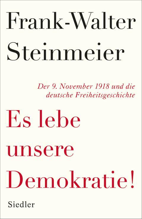Steinmeier Demokratie buecherherbst buecherblog