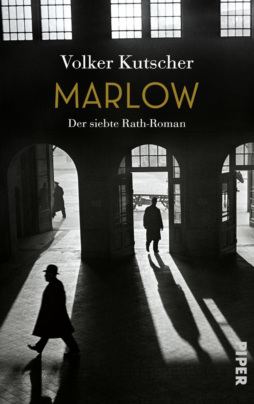Volker Kutscher Marlow Buecherherbst Buecherblog
