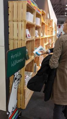 Leipziger Buchmesse lbm19 Tag2 Leipzigliest (4)