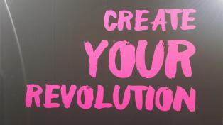 Create your Revolution