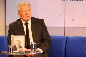 Bundespräsident Gauck Toleranz