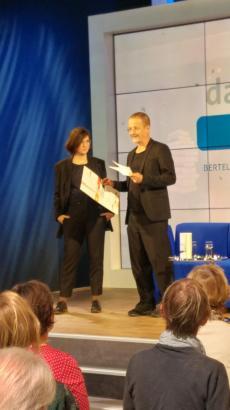 aspekte Literaturpreis