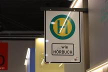 Frankfurter Buchmesse 2019 fbm19 dbp19 Buecherherbst Tag3 Haltestelle