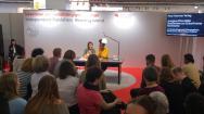 Frankfurter Buchmesse 2019 fbm19 dbp19 Buecherherbst Tag3 Internationaler Stand