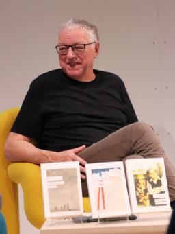 Frankfurter Buchmesse 2019 fbm19 dbp19 Buecherherbst Tag3 Roy Jacobsen