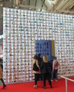 Frankfurter Buchmesse 2019 fbm19 dbp19 Buecherherbst Tag3 Stand Diogenes