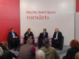 Frankfurter Buchmesse 2019 fbm19 dbp19 Buecherherbst Tag3 vorwaerts
