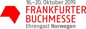 Frankfurter Buchmesse fbm19 Buecherherbst Logo
